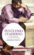 Penúltimo cuaderno (ebook)