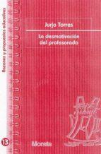 La desmotivación del profesorado (ebook)
