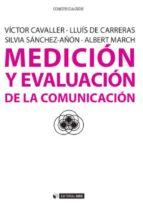 Medición y evaluación de la comunicación (ebook)