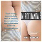 Miscellanea numero tre (ebook porn) (ebook)
