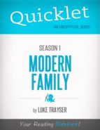 Quicklet on Modern Family Season 1 (CliffsNotes-like Book Summary) (ebook)
