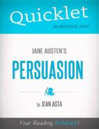 Quicklet on Jane Austen's Persuasion (CliffsNotes-like Book Summary) (ebook)