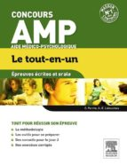 Le tout-en-un Concours Aide Médico-Psychologique Épreuves écrites et orale (ebook)