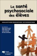 La santé psychosociale des élèves (ebook)
