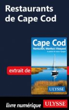 Restaurants de Cape Cod (ebook)