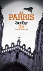 Sacrilège (ebook)