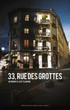 33, rue des grottes (ebook)