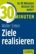 30 Minuten Ziele realisieren (ebook)