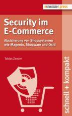 Security im E-Commerce (ebook)