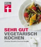 Sehr gut vegetarisch kochen (ebook)