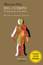 Del cuerpo (ebook)