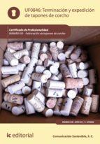 Terminación y expedición de tapones de corcho. MAMA0109 (ebook)