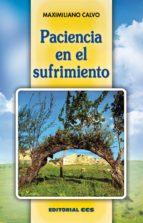 Paciencia en el sufrimiento (ebook)