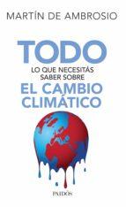 Todo  lo que necesitás saber sobre el cambio climático (ebook)