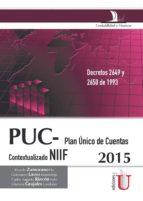 PUC Plan Único de Cuentas (ebook)