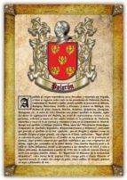 Apellido Pajarón / Origen, Historia y Heráldica de los linajes y apellidos españoles e hispanoamericanos