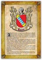 Apellido Tavera / Origen, Historia y Heráldica de los linajes y apellidos españoles e hispanoamericanos
