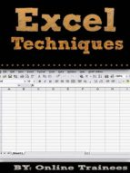 Excel Techniques (ebook)
