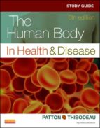 Study Guide for The Human Body in Health & Disease (ebook)