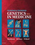 Thompson & Thompson Genetics in Medicine (ebook)