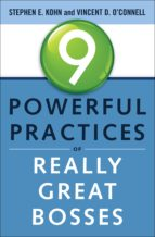 9 Powerful Practices of Really Great Bosses (ebook)