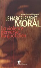 Le harcèlement moral (ebook)