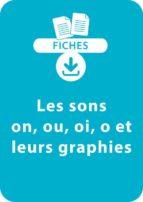 Lecture CP - Les sons on, ou, oi, o et leurs graphies (ebook)