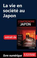 La vie en société au Japon (ebook)