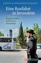 Eine Busfahrt in Jerusalem (ebook)