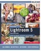 Lightroom 5 Basiswissen (ebook)
