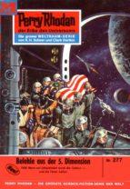 Perry Rhodan 277: Befehle aus der 5. Dimesion (Heftroman)