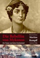 Die Rebellin von Mykonos (ebook)