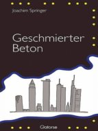 Geschmierter Beton (ebook)