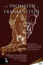 De Prometeo a Frankenstein (ebook)