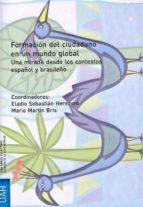 Formación del ciudadano en un mundo global. Una mirada desde el contexto español y brasileño (ebook)
