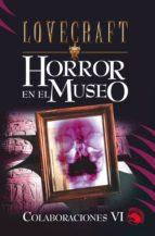 Horror en el museo (ebook)