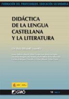 Didáctica de la Lengua Castellana y la Literatura (ebook)