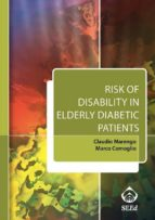Risk of Disability in Elderly Diabetic Patients (ebook)