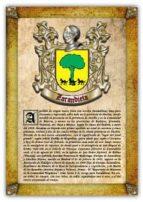 Apellido Zarandieta / Origen, Historia y Heráldica de los linajes y apellidos españoles e hispanoamericanos