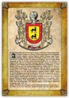 Apellido Oliveros / Origen, Historia y Heráldica de los linajes y apellidos españoles e hispanoamericanos