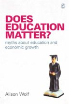 Does Education Matter? (ebook)