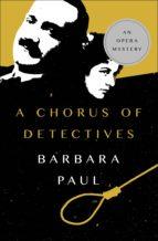 A Chorus of Detectives (ebook)