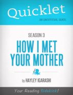 Quicklet on How I Met Your Mother Season 3 (ebook)