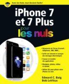iPhone 7 pour les Nuls (ebook)