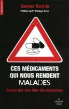 Ces médicaments qui nous rendent malades (ebook)