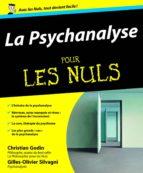 La Psychanalyse Pour les Nuls (ebook)