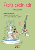 Petit livre de - Paris plein air (ebook)