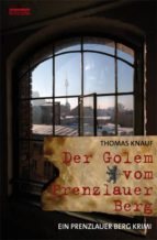 Der Golem vom Prenzlauer Berg (ebook)