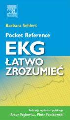 Pocket Reference. EKG łatwo zrozumieć (ebook)