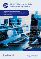 Elaboración de la documentación técnica. IFCT0410  (ebook)